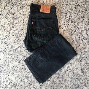 527 Levi's Slim Bootcut Jeans